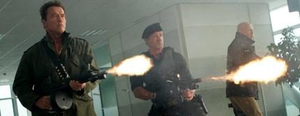 Рецензия на фильм «Неудержимые 2»