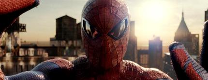 Рецензия на фильм «Новый Человек-Паук»