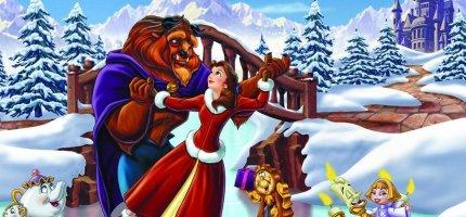 Настоящая история любви - мультфильм «Красавица и Чудовище»