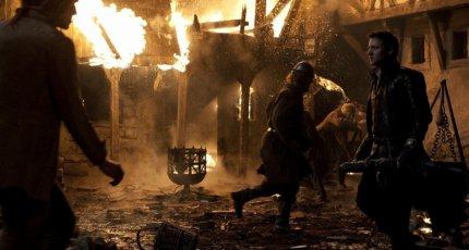 Недетская сказка - фильм «Охотники на ведьм»