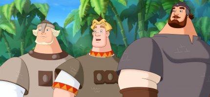 Они вернулись — мультфильм «Три богатыря на дальних берегах»