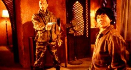 Кадр из фильма «Доспехи бога 2: Операция Кондор»