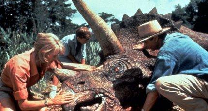 Кадр из фильма «Парк Юрского периода»