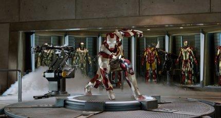 Кадр из фильма «Железный человек 3»