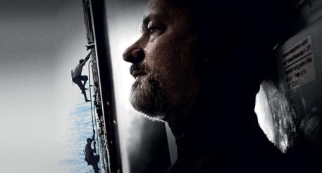 Том Хэнкс в фильме «Капитан Филлипс», 2013 год.