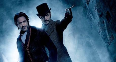 Кадр из к/ф «Шерлок Холмс: Игра теней»