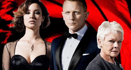 Кадр из к/ф «007: Координаты «Скайфолл»»