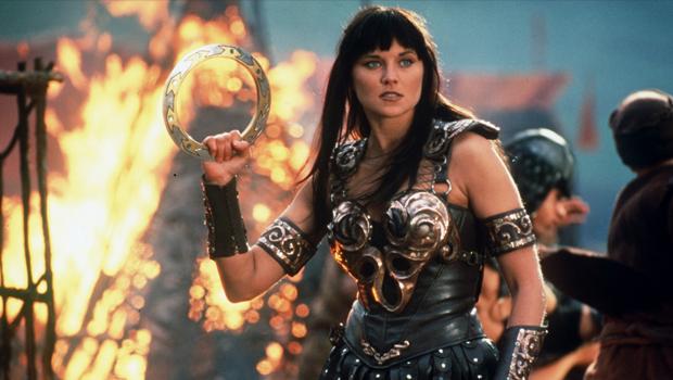 Ксена - принцесса воинов