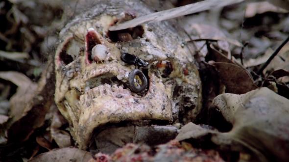 Кадр из фильма «Ад каннибалов»