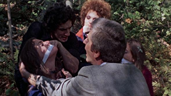Кадр из фильма «Последний дом слева»