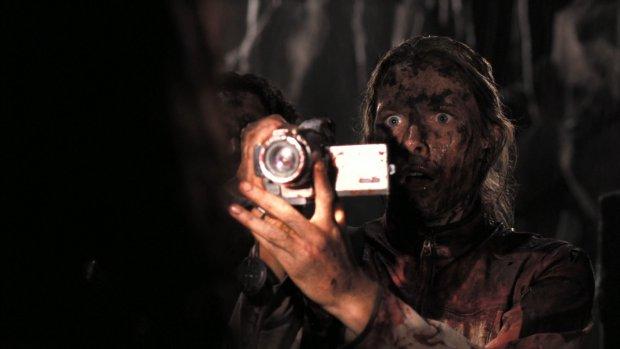 Кадр из фильма «Спуск»