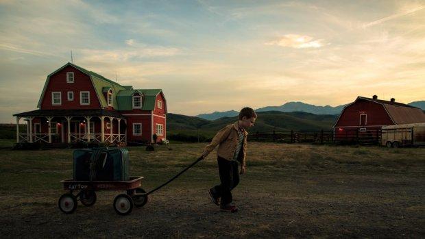 Невероятное путешествие мистера Спивета - кадр из фильма
