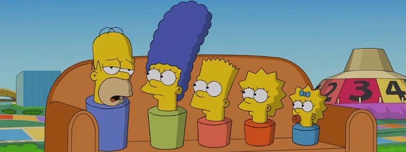 Мультфильмы для взрослых: Симпсоны
