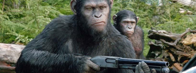 Новая «Планета обезьян»