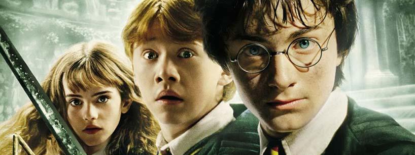 Фильмы о волшебнике Гарри Поттере