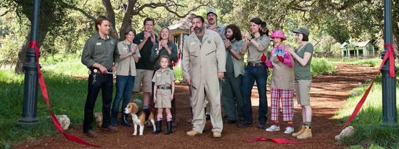 Рецензия на фильм «Мы купили зоопарк»