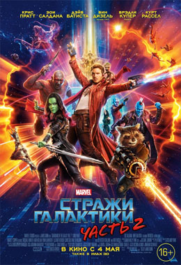 О чем Фильм Стражи Галактики. Часть 2 (Guardians of the Galaxy Vol. 2)